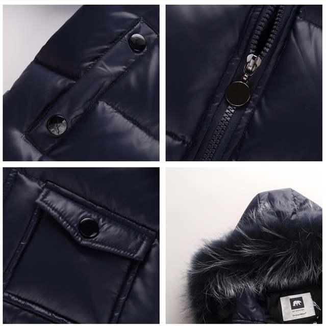e3bb3968255c Online Shop 2018 winter down jacket parka for girls boys coats
