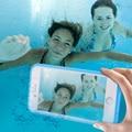 I6 6 S Водонепроницаемый Чехол Ультра Тонкий Ясно Сенсорный Экран Sensbile Подводный бокс Для iPhone 6 4.7 6 Летом Плавание Дайвинг крышка