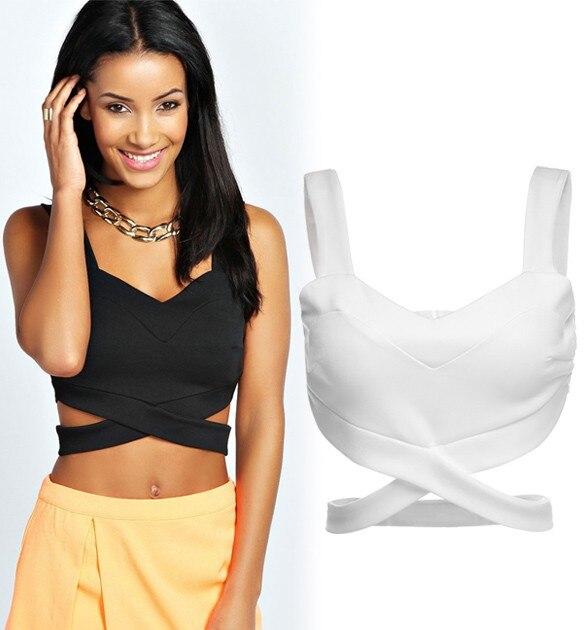 HTB1MVDJJVXXXXXaXXXXq6xXFXXXA - FREE SHIPPING Women Tight Crop Top Slim Sexy Casual Strap tshirt JKP244
