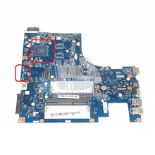 For Lenovo ideapad G50-45 Laptop motherboard 15 Inch ACLU5 ACLU6 NM-A281 E1-6010 CPU onboard DDR3