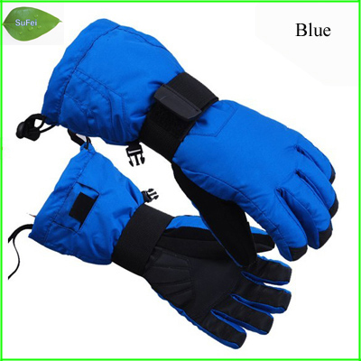SG06 Professional Waterproof Snow Snowboard Gloves Winter Skiing gloves With Guard Board Unisex Free Shipping