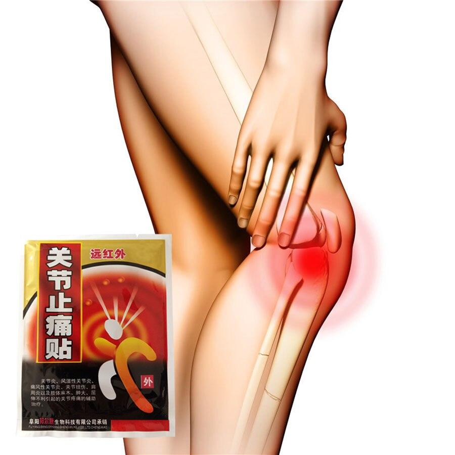 2019 Medical Deer Blood Analgesic Plaster Painkiller 80Pcs Cervical Joint Knee Pain Reli ...
