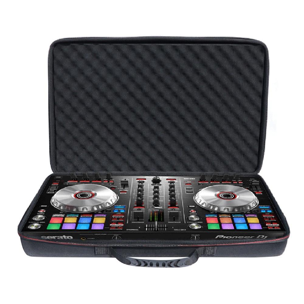 2019 nouveau Top dur EVA étuis de transport protéger sac de poche étui de voyage pour Pioneer DJ DDJ-SR2 Portable 2 canaux contrôleur - 2