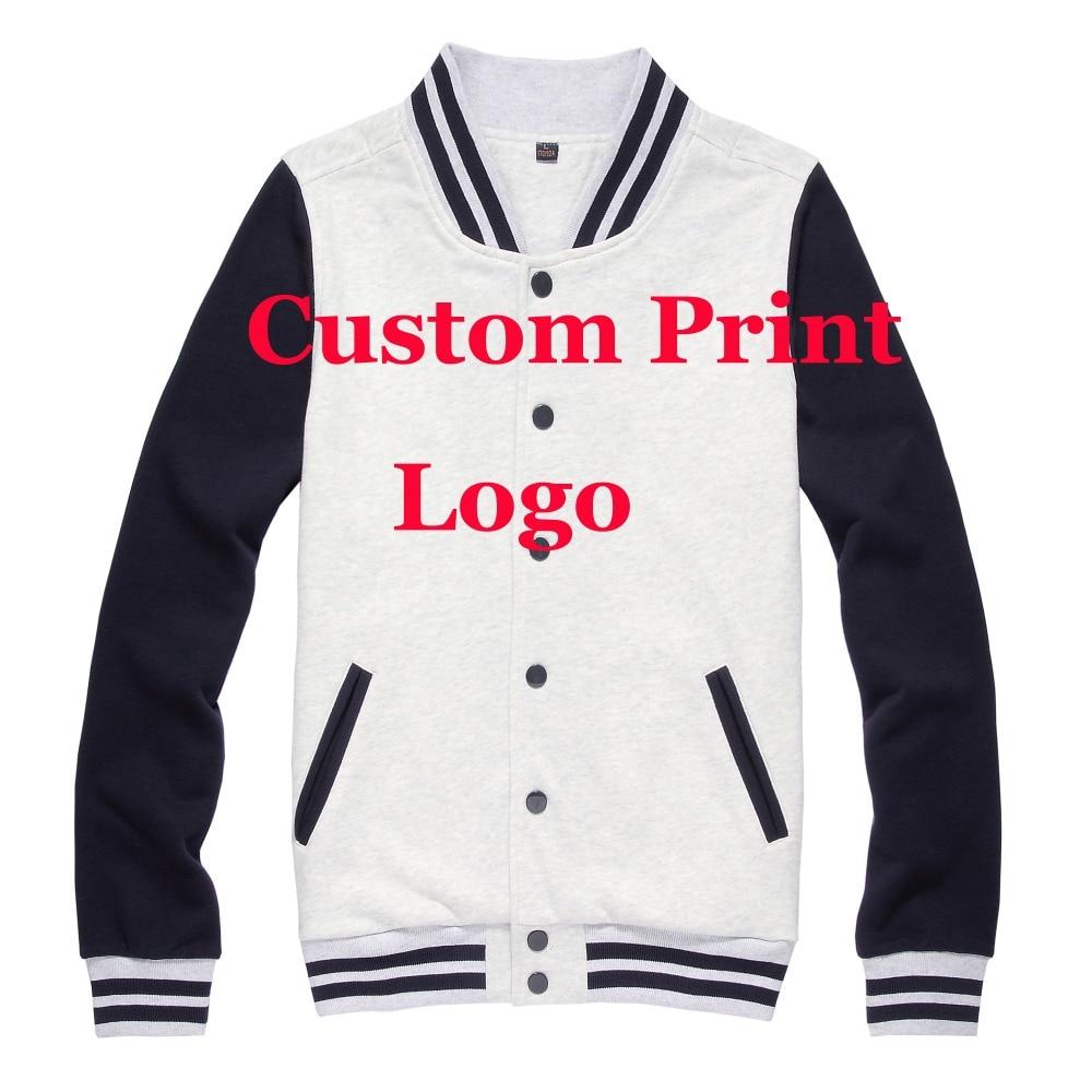 Popular Baseball Jackets Custom-Buy Cheap Baseball Jackets Custom