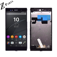 6.44'' Original For Sony Xperia Z Ultra XL39h XL39 C6833 C6802 LCD Display + Touch Screen Digitizer Assembly free shipping