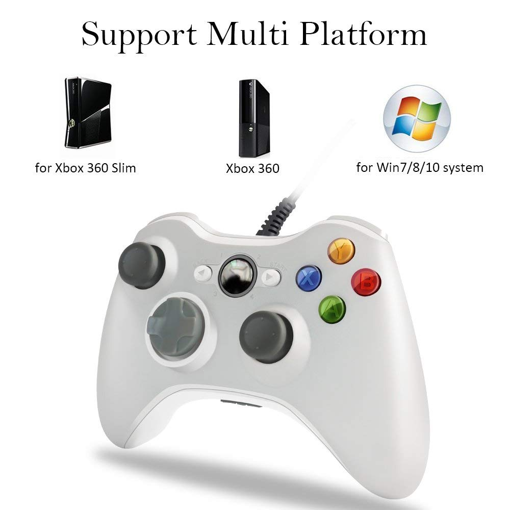 HOT SALE] USB Wired Vibration Gamepad Joystick For PC