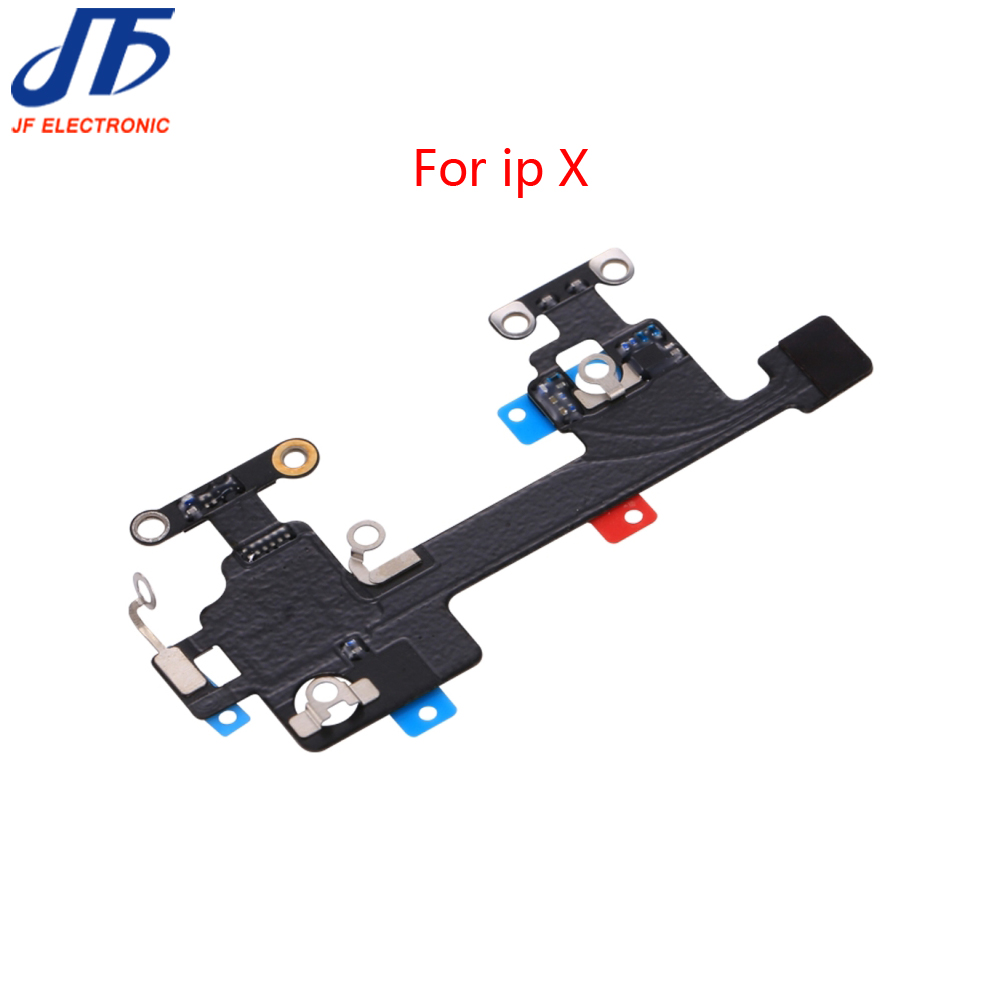 50pcs lot High Quality Wifi Antenna Signal Net Work Connector Flex Cable Ribbon for iPhone X
