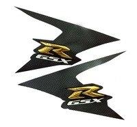 Freeshipping KODASKIN Emblem sticker decals carbon for GSXR600 GSXR750 K8 K9 08-09