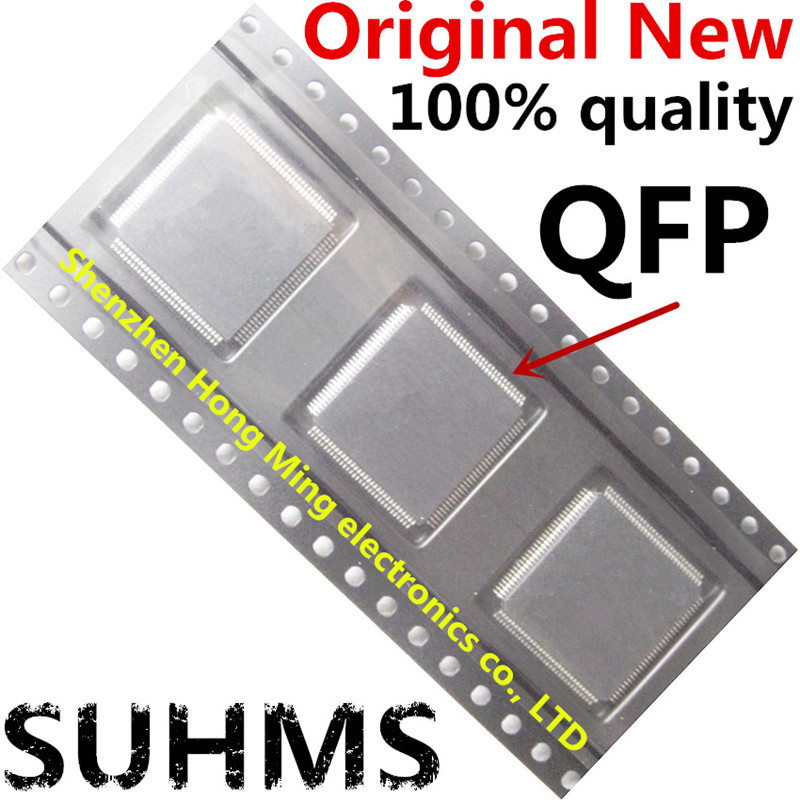 (2piece)100% New TCD2220 QFP Chipset