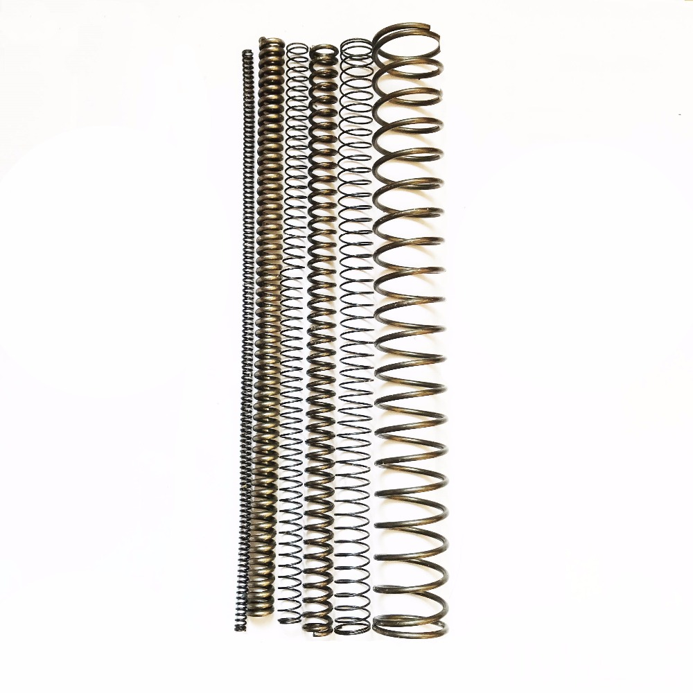 Compression Springs Us 11 73 11 Off 5pcs 9mm Wire Diameter 300mm Length Compression Springs 6mm 9mm Outside Diameter Pressure Spring In Springs From Home Improvement