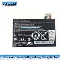 Original BAT 714 3.7V Battery For Acer Iconia Tab A110 Battery KT.0010G.001 KT0010G001 3420mAh 12.65Wh