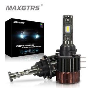 Car H15 LED Bulb Headligh 90W
