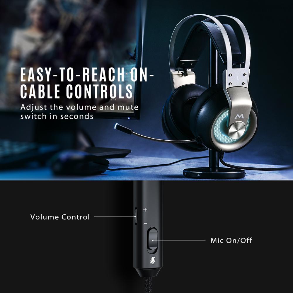 For USB Headphones MPOW