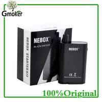 100 Original Kanger Nebox Starter Kit Kanger Nebox E Cigarette 60w Kangertech Nebox TC Box Mod