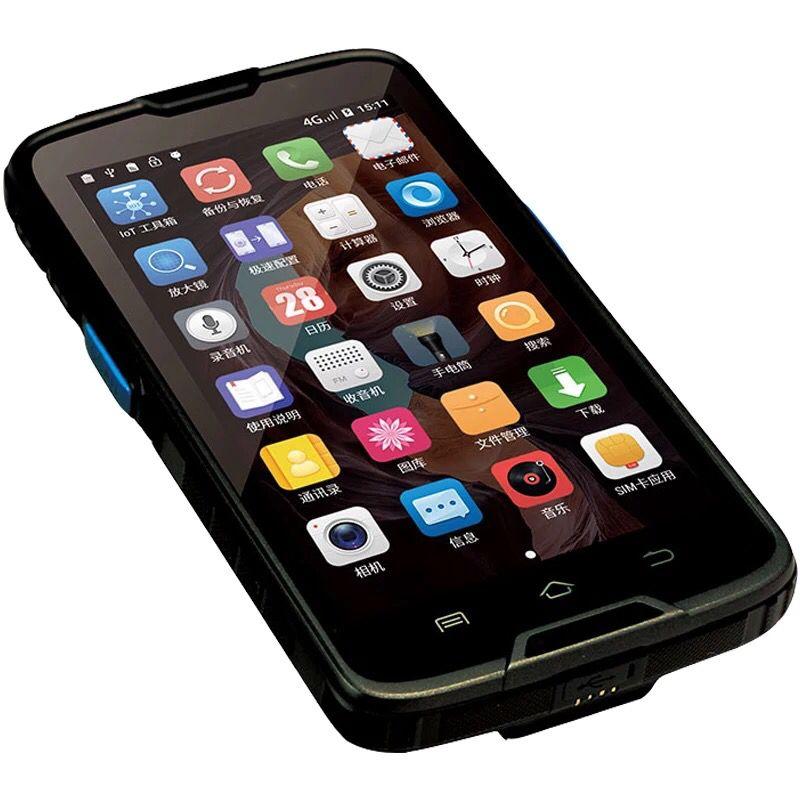 """5 colių """"Android"""" 6.0 2D brūkšninis kodas N3680 delninis - Pramoniniai kompiuteriai ir priedai - Nuotrauka 3"""