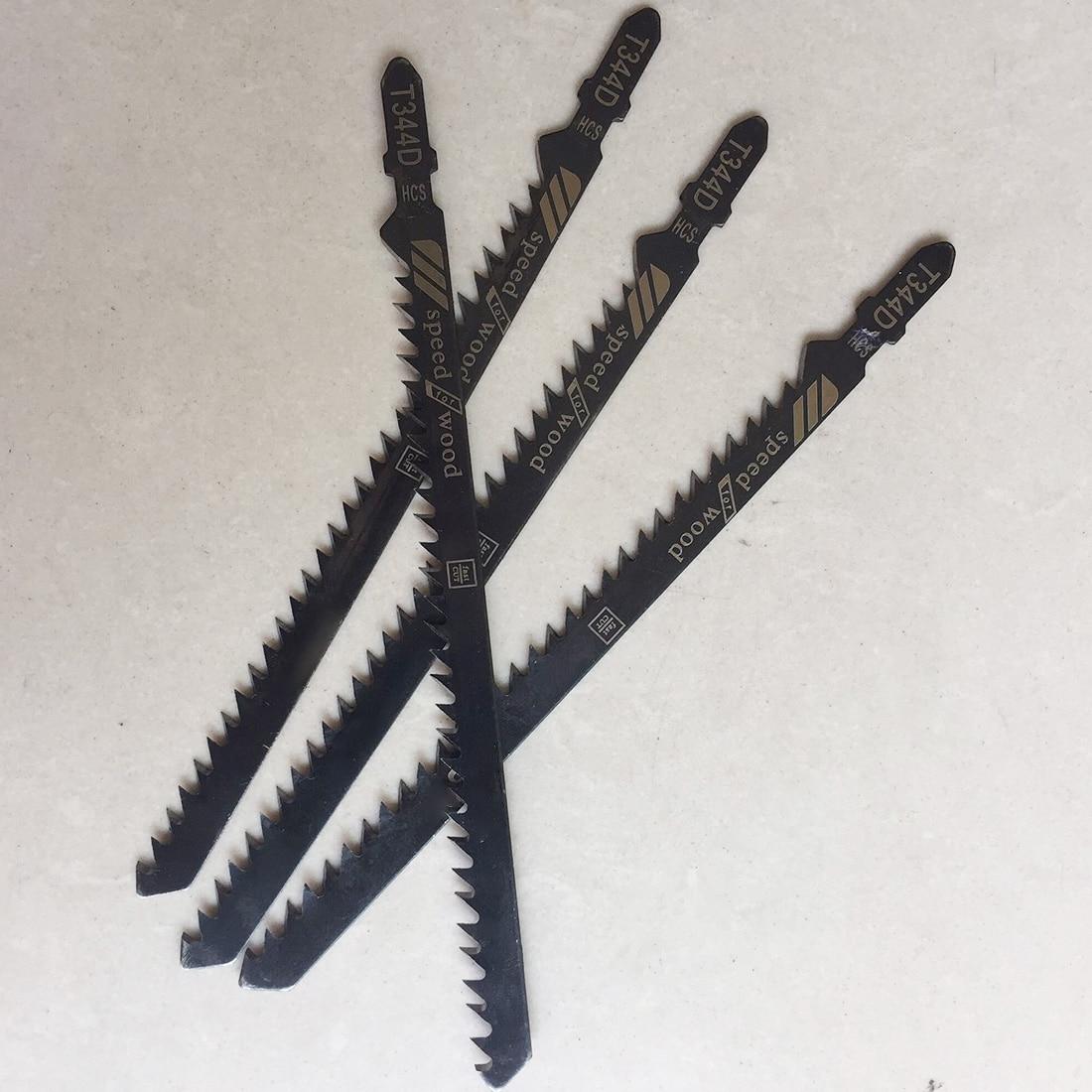 10PCS 152mm T344D Super long Saw Blades Clean Cutting For Wood PVC ...