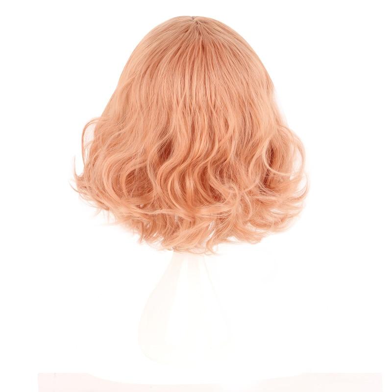 Япония и южнокорейский парик моды Air - Синтетические волосы - Фотография 4