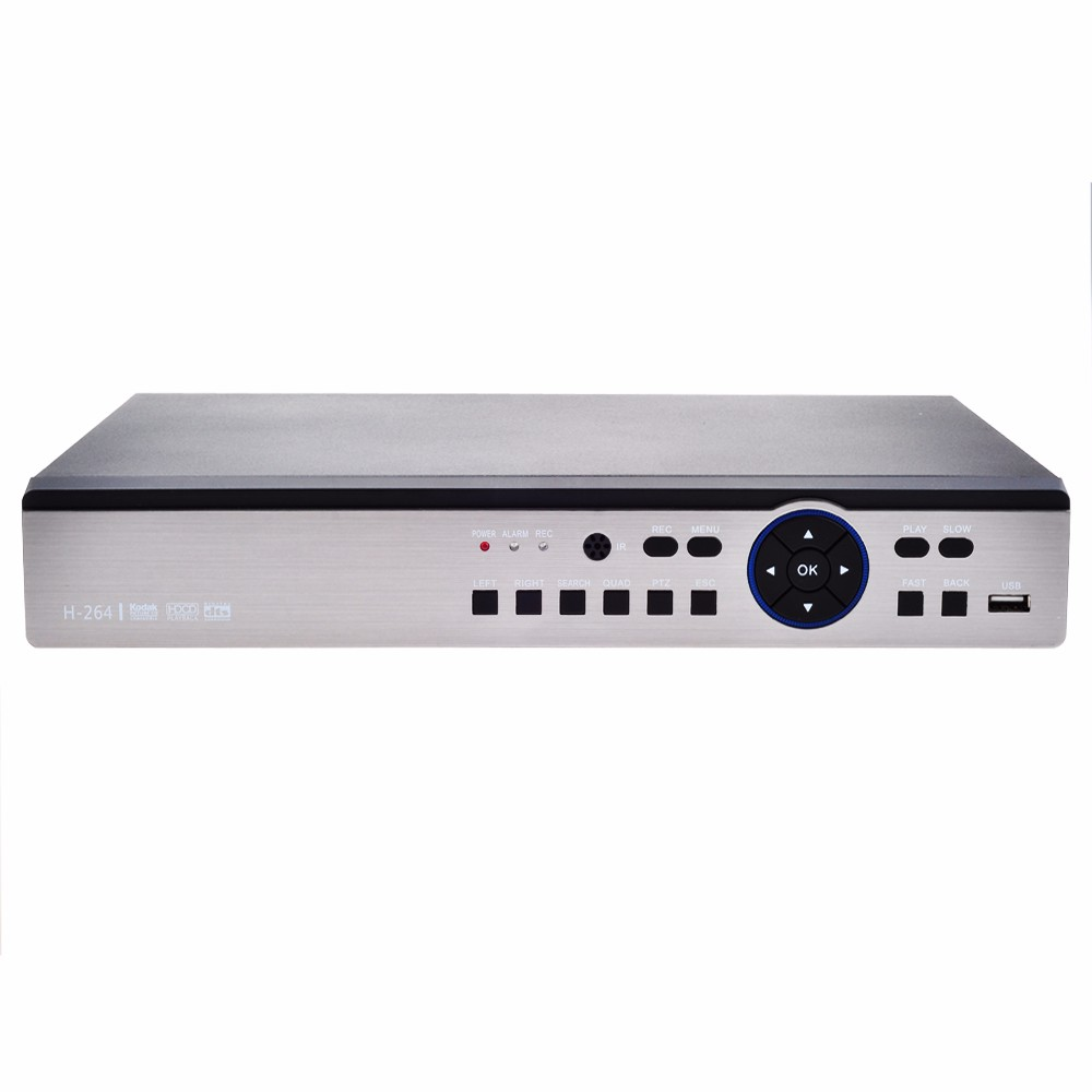 Güvenlik ve Koruma'ten Gözetleme Video Kaydedici'de 16Ch AHD DVR 4MP AHD CVI TVI DVR CCTV Video kaydedici hibrid DVR NVR HVR 5 In 1 4MP IP /CVBS/AHD/CVI/TVI kamera Video kaydedici title=