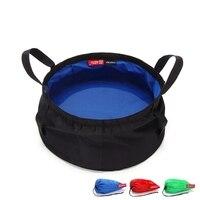 8 5L Outdoor Folding Washbasin Camping Basin Equipment Survival Portable Travel Kit Super Light