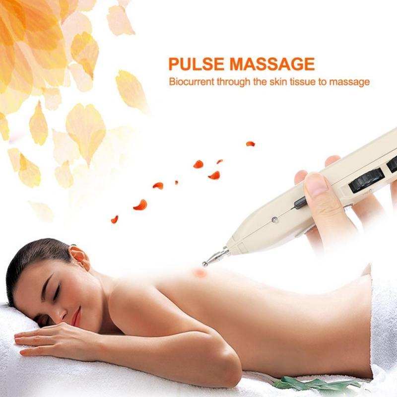 Massagem corporal Instrumento Acupuntura Eletrônico Digital de