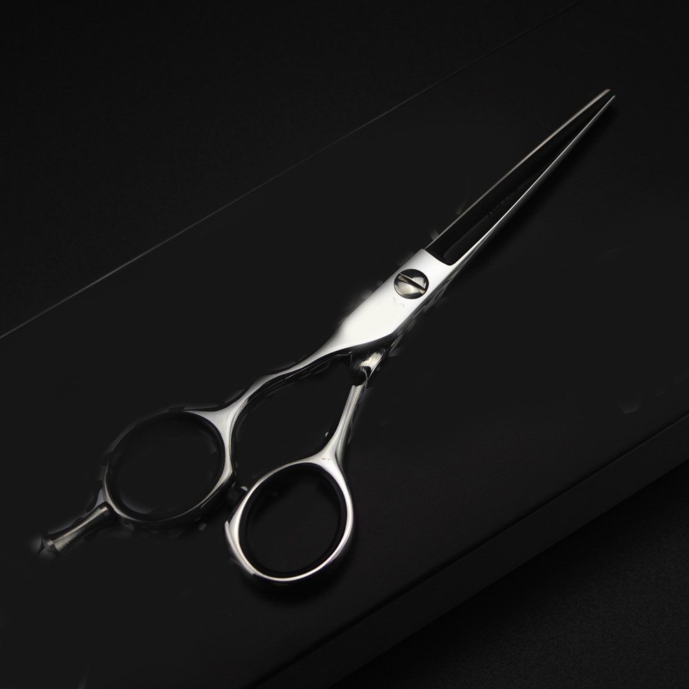 """Image 2 - 6"""" 5.5"""" brand left handed Scissor Cutting Thinning Scissor Dog Cat Hair Cutting Hairdressing Style Professional Pet Groomer ToolHair Scissors   -"""