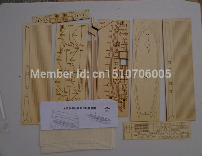 Nidale model hobby sailboat model kit harvey 1847 western ship kit need to build by yourself and because the post office forbid to send the liquid all the model kit dont include the glue and paint hope you can solutioingenieria Gallery