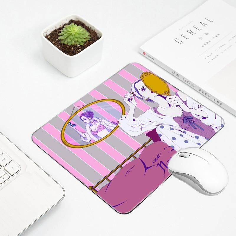 Mairuige Прохладный Hadsome аниме девочек Oosaki Нана и хондзе Ren коврик мини игр Pc Gamer плеер коврик для мышки Тетрадь Tablet коврики