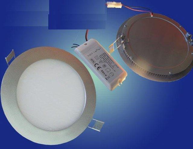 led round panel light;120 PCS SMD 3528 LEDs;8W