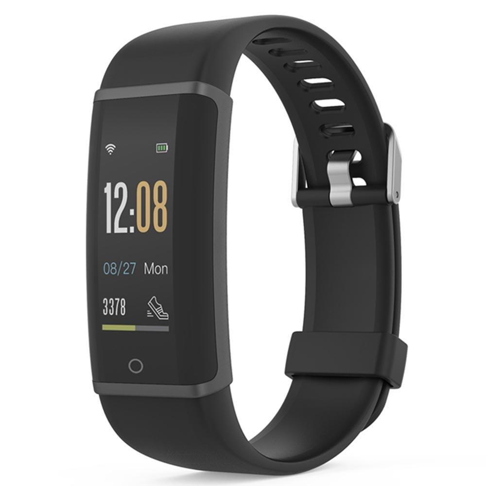 Lenovo HX03F Smart Wristband IP68 Waterproof Fitness Tracker Smart Bracelet Bluetooth4.2 Heart Rate Monitor Band For IOS Android цена в Москве и Питере