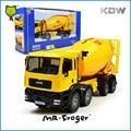 Mr. Froger Cemento Mezclador de Modelos de vehículos de Construcción de camiones de Ingeniería de aleación modelo de coche de metal Refinado Decoración Juguetes Clásicos
