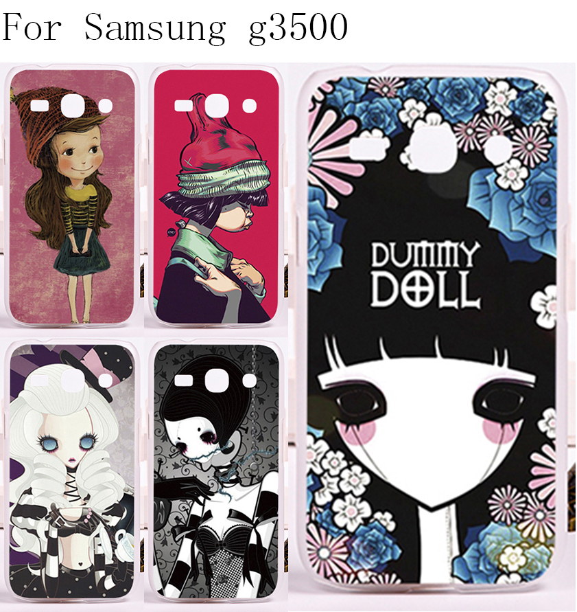 Tele Phone Case Cover For Samsung Galaxy Core Plus G3500 G3508 Case Newest Unique High Quality