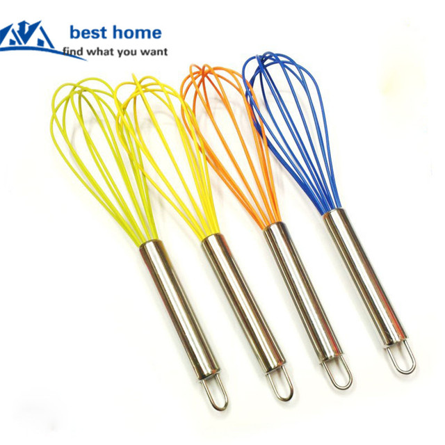 Best Home New Kitchen Egg Beaters Eggbeater Whisk Mixer Egg Cook Tools  Kitchen Blender