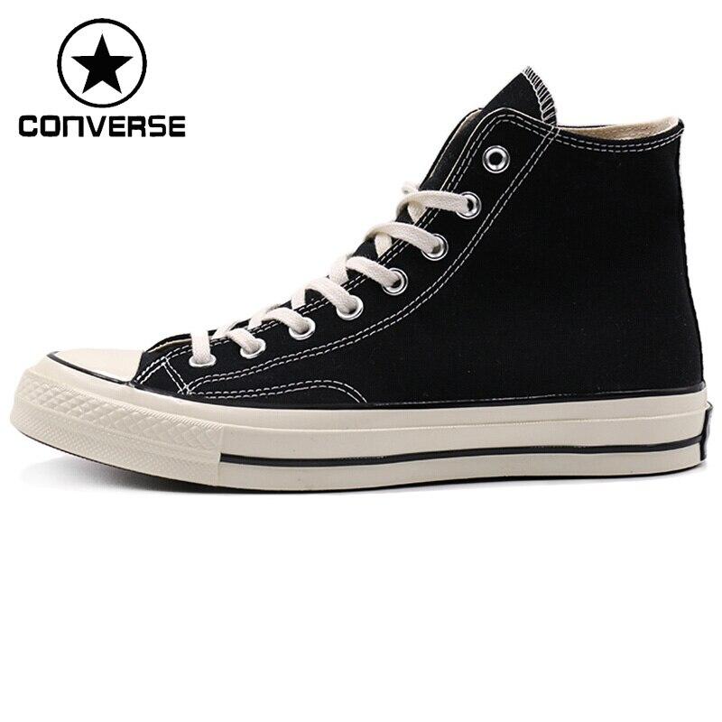 Nouveauté originale 2018 Converse All Star 70 unisexe Skateboarding chaussures hautes baskets en toile