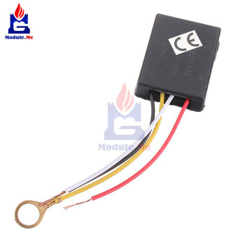 220V 1A Electrical Equipment Table Light Parts On off 1 Way Touch Lamp Control Sensor Bulb Lamp Switch Board image