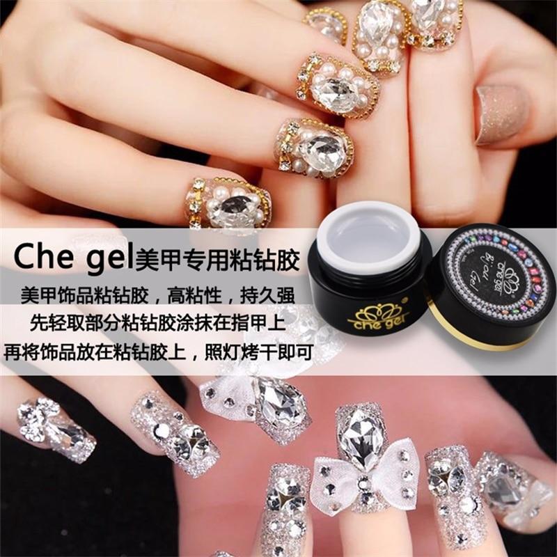 Aliexpress Buy 6g Nail Art Rhinestone Manicure Special Tool