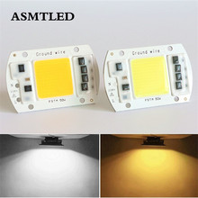 High Power LED Matrix For Projectors 20W 30W 50W 100W 150W 200W 220V DIY Flood Light COB LED Diode Spotlight Outdoor Chip Lamp(China)