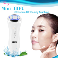 Ultrasound Bipolar RF Face KONMISON Mini Hifu Focused Wrinkle Removal Tighten The Radio Frequency Neck Lifting Beauty Massager