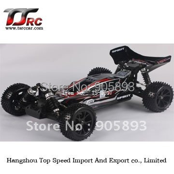 Spirit EBL - 1/10 Scale 4WD Electric Brushless Buggy +RTR!