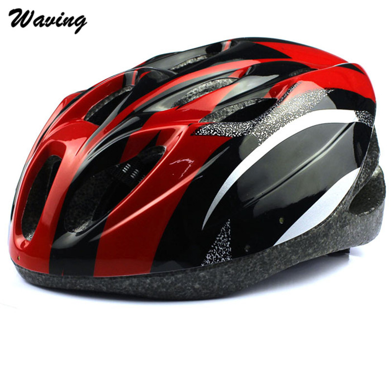 1PC Bike Helmet Cycling Helmet 18 Vents Adult Sports Mountain Road Bicycle Bike Cycling Helmet Ultralight Jan 24