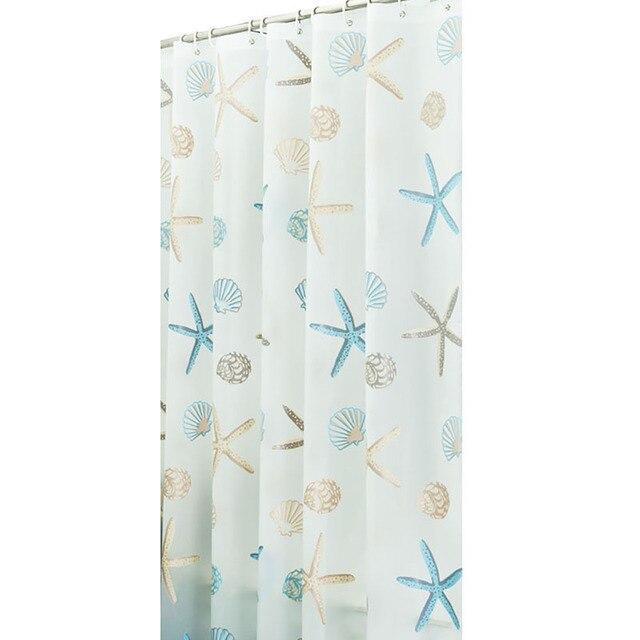 Eco-friendly peva moldproof impermeabile bagno doccia cortina prodotti per il ba