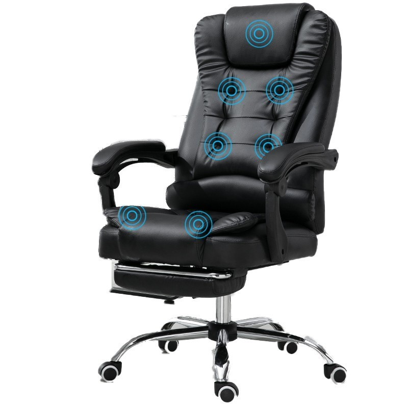 High Quality Poltrona Gaming H-6 Boss Silla Gamer Live Chair Wheel Synthetic Leather Ergonomics Can Lie Massage Office Furniture