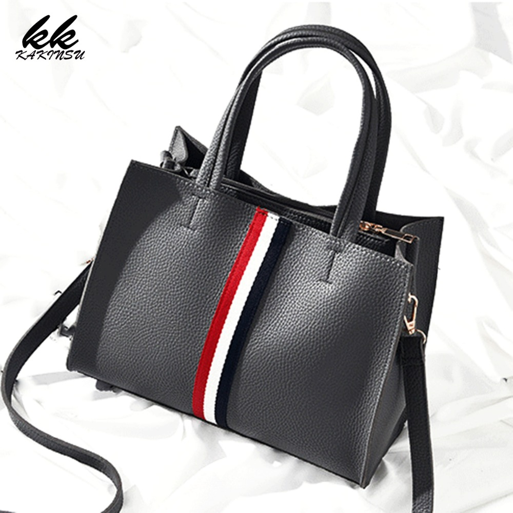 KAKINSU Large Capacity Luxury Handbags Michael Same Style Women Bags  Designer Famous Brand Lady Leather Tote