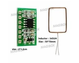 Image 1 - Czytnik dowodów osobistych RFID 125kHz moduł wbudowany interfejs uart