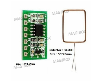 RFID 125kHz ID Card Reader Embedded Module Circuit Modules UART Interface