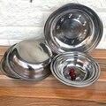 1 шт., миски для супа из нержавеющей стали, 14-24 см