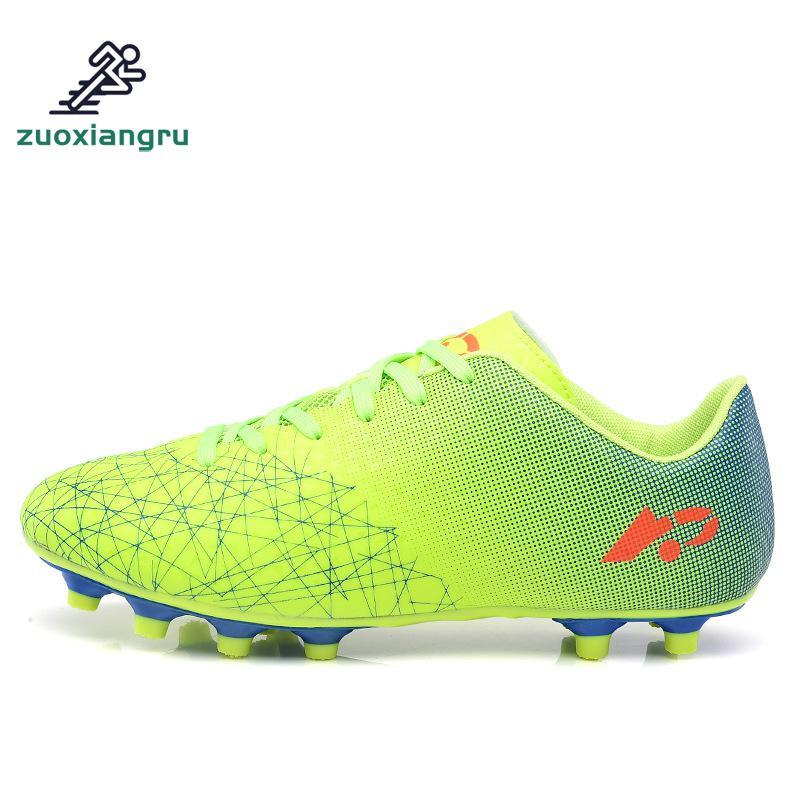 f5dd316b Большие размеры 32-44 футбольные бутсы детские мальчики девочки уличные  Tf/fg футбольные бутсы мужские футбольные тренировочные кроссовки Дет..