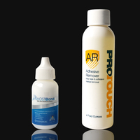 1 bottle Ghostbond glue+ 1 bottle AR PROTOUCH remover for Lace Wig bond & toupee tape hair extension