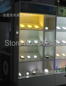 light display racks mdf led lighting cabinets led light stand