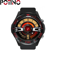 POTINO S1 3G Smart Watch Phone Bluetooth4 0 Android 5 1 Smartwatch Wifi GPS Google Map