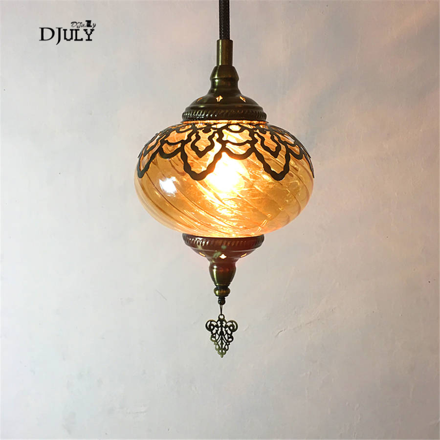 southeast asia style retro cafe glass Carved pendant lights vintage dining room hang lamp loft decor led hanging light fixturessoutheast asia style retro cafe glass Carved pendant lights vintage dining room hang lamp loft decor led hanging light fixtures